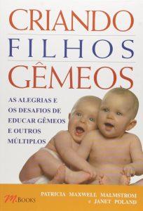 livros para mães de primeira viagem, criando filhos gêmeos